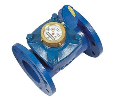 水平螺翼式水表用于测量流经自来水管道的冷(热)水的